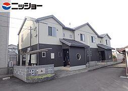 [タウンハウス] 愛知県犬山市大字木津字西ノ畑 の賃貸【/】の外観