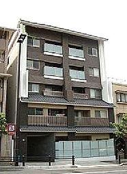 京都府京都市東山区東町の賃貸マンションの外観