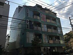 コモド駒込ハイツ[4階]の外観