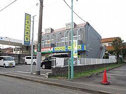 サンホワイトE110号棟[2階]の外観