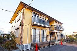 神奈川県藤沢市善行5丁目の賃貸アパートの外観