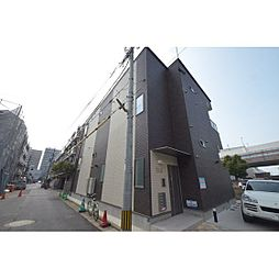 西鉄貝塚線 貝塚駅 徒歩10分の賃貸アパート