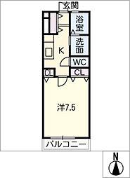 KT41[2階]の間取り