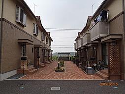 [テラスハウス] 茨城県水戸市内原町 の賃貸【/】の外観