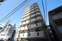 愛知県名古屋市千種区仲田2の賃貸マンションの外観