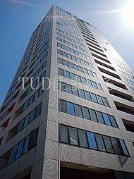 パークキューブ目黒タワー[7階]の外観