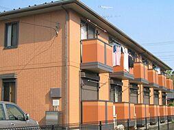 グリーンパレスHIROSE壱番館[1階]の外観