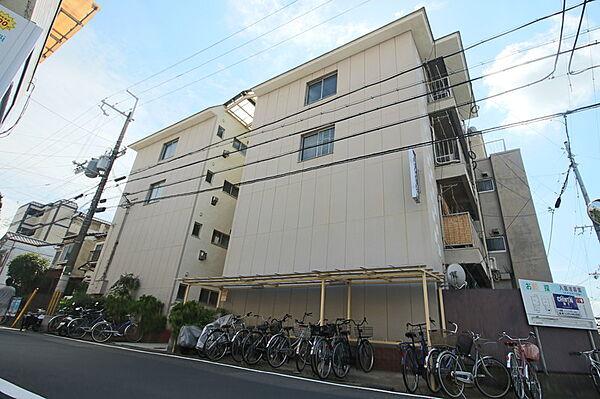 ハイツパープル 4階の賃貸【京都府 / 京都市伏見区】