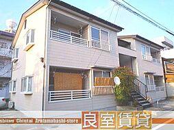 愛知県名古屋市瑞穂区汐路町3丁目の賃貸アパートの外観