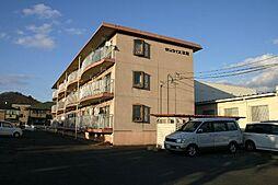 静岡県伊豆の国市北江間の賃貸マンションの外観