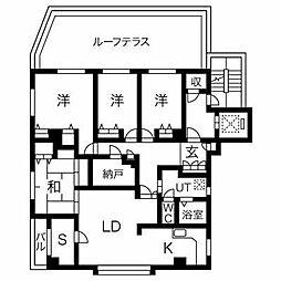 トマトハウス[8階]の間取り