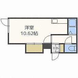 カノープスN34[2階]の間取り