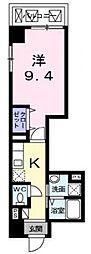 アンランジュ(安欄樹)[501号室号室]の間取り