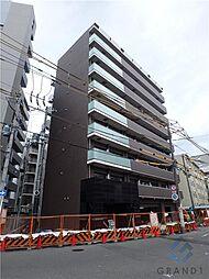 プランドール新大阪PARKレジデンス[408号室]の外観