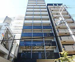 京都府京都市下京区四条町の賃貸マンションの外観