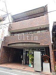 京都府京都市東山区音羽町の賃貸マンションの外観