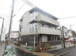 兵庫県神戸市灘区天城通7丁目の賃貸アパートの外観