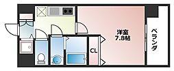ViVi EBISU[4階]の間取り