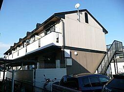 大阪府泉大津市豊中町3の賃貸アパートの外観
