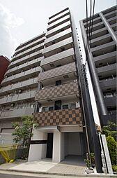 神奈川県横浜市西区西平沼町の賃貸マンションの外観