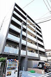 クラリッサ横浜中央[4階]の外観