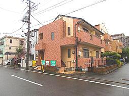 埼玉県川口市末広3-の賃貸アパートの外観