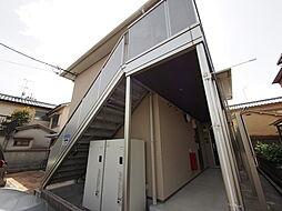 サンハイツ芝辻[1階]の外観