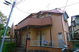 ヴィラ八坂[1階]の外観