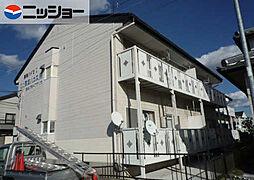 東海ハイツI[1階]の外観