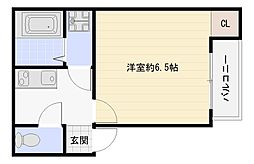 CASA加美正覚寺(カーサカミショウガクジ)[3階]の間取り
