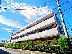 埼玉県富士見市針ケ谷2丁目の賃貸マンションの外観