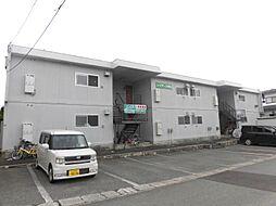 山形県山形市前田町の賃貸アパートの外観