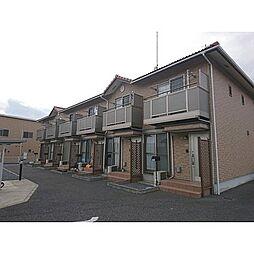 T's court Tsukuba[2階]の外観