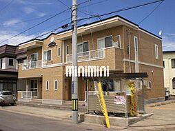 [テラスハウス] 青森県青森市緑2丁目 の賃貸【/】の外観