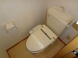 ハッピーデンのトイレ