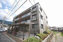 福岡県大野城市大城4丁目の賃貸マンションの外観