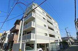 タウンコート新深江[3階]の外観