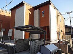 タウンハウス あざみ野 A棟[0202号室]の外観