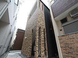愛知県名古屋市北区東水切町3丁目の賃貸アパートの外観