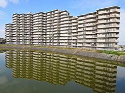 シティパーク北野田(登美丘西小学校区)[2階]の外観