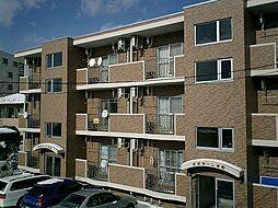 ポポラーレ本町[3階]の外観