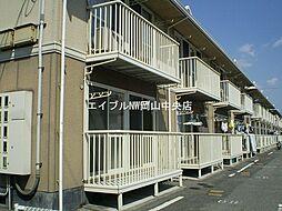 コーポラスYOU B棟[1階]の外観