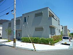 大阪府茨木市彩都あさぎ4丁目の賃貸マンションの外観