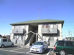 グリーンコートA[1階]の外観