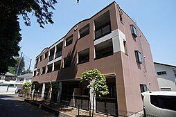 埼玉県上尾市泉台2丁目の賃貸マンションの外観