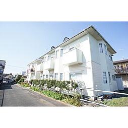 栄興ハイツA棟[103号室]の外観