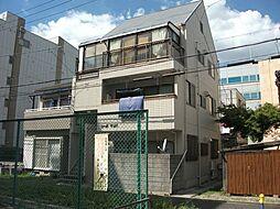コーポマツバ[1階]の外観