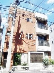 パラシオン江本[3階]の外観