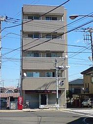 柳田ビル[3階]の外観
