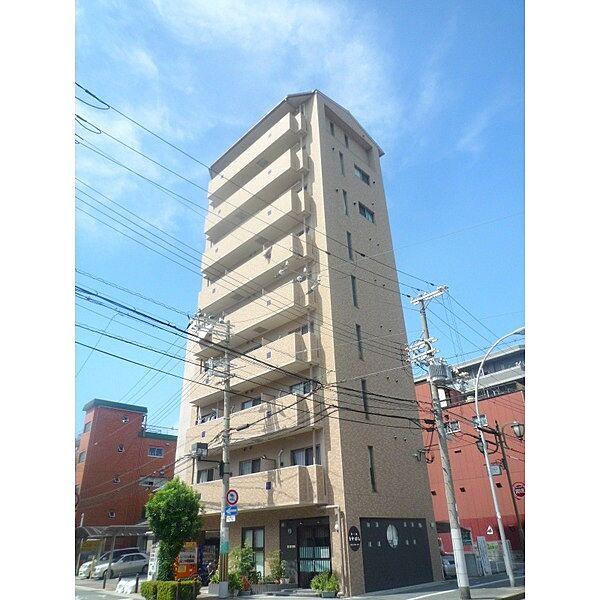 ボナールIZUMI[3階]の外観